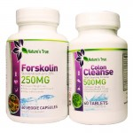 Always Best Forskolin 250 MG & System Sweep Combo Package in Body Maintenance at www.supplyfinders.com